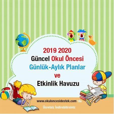 Okul Oncesi Gunluk Plan Etkinlikleri Kategorisindeki Bloglar