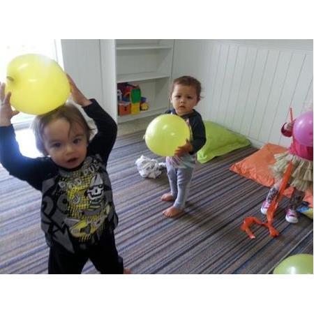 Balonlari Sisirelim Sonra Dans Edelim Oyunu Okul Oncesi Destek