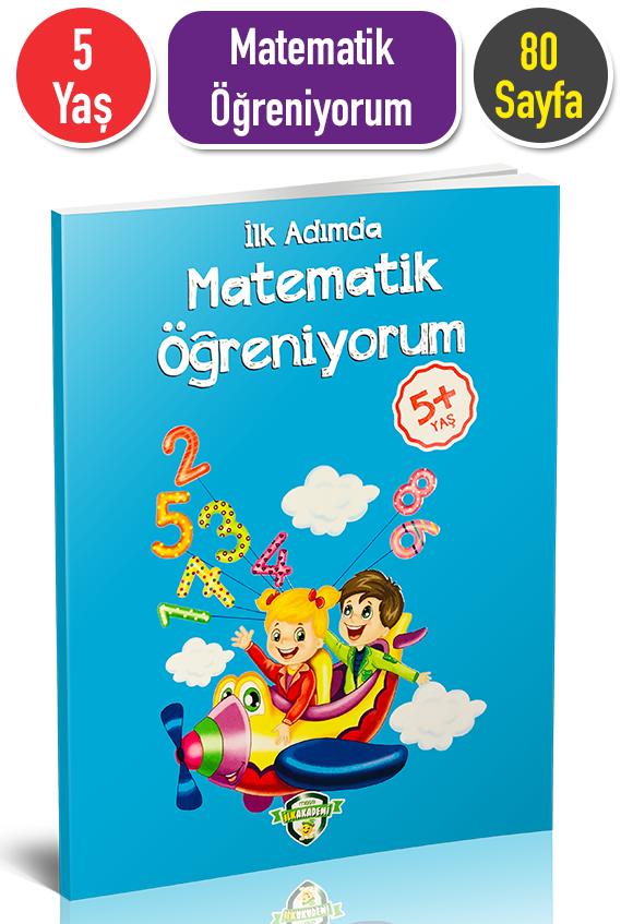 5 Yas Matematik Ogreniyorum Matematik Etkinlik Kitabi Okul