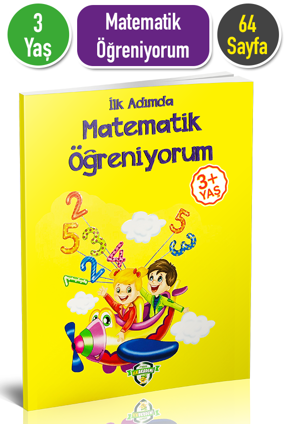 3 Yas Cocuklar Icin Matematik Ogreniyorum Matematik Etkinlik