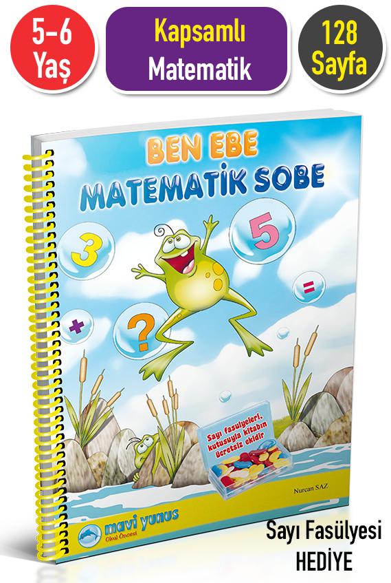 Ben Ebe Matematik Sobe Matamatik Etkinlik Kitabi Fasulye