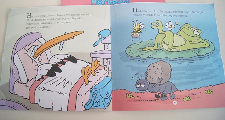 Meslek Hikayeleri Seti 3 6 Yas 10 Kitap Yapa Yayinlari Okul