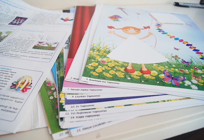 5 Yaş Ve üzeri Faaliyet Sayfaları çocuk Dostu Okul öncesi Destek