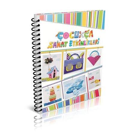 Etkinlik Ve Faaliyet Kitaplari Okul Oncesi Destek